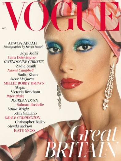 Ozoza Lifestyle featured in VOGUE Magazine