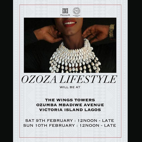 PAST EVENT: Ozoza @ Wing Towers