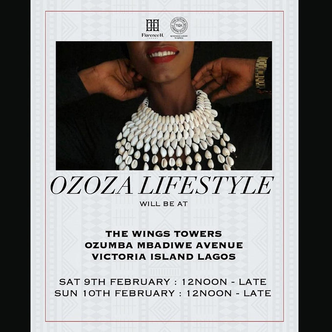 PAST EVENT: Ozoza At The Wing Towers