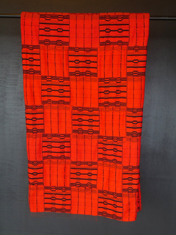 Ita Hand-woven Kente Throw