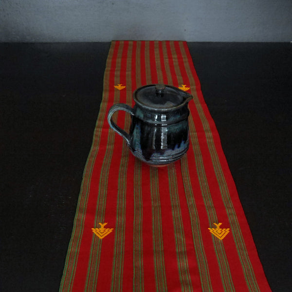 Hand-woven Table Runner