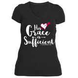 His Grace is Sufficient -  WearYourPraise Apparel