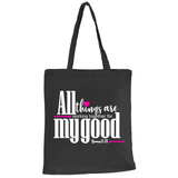 All things tote -  WearYourPraise Apparel