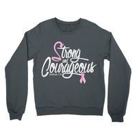 Strong & Courageous BCA -  WearYourPraise Apparel