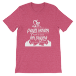 Prayer Warrior -  WearYourPraise Apparel