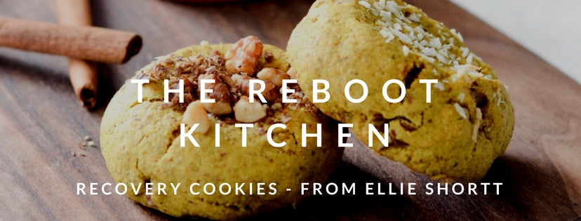 The Reboot Kitchen: Recovery Cookies
