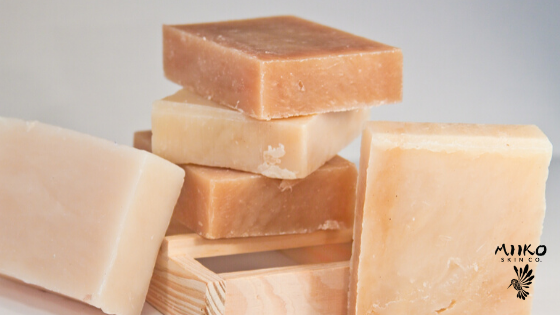 Do-it-Yourself Simple Soap Bar