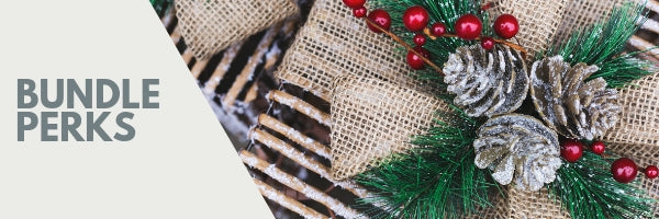 gift wrapped holiday skin care
