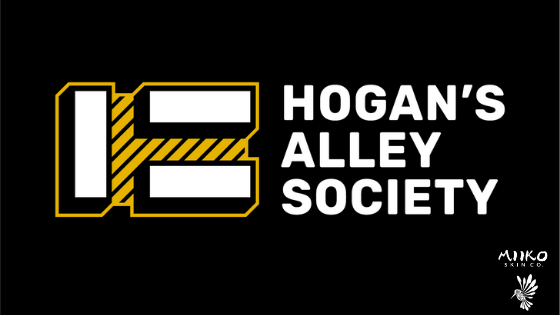 Hogan's Alley Society logo