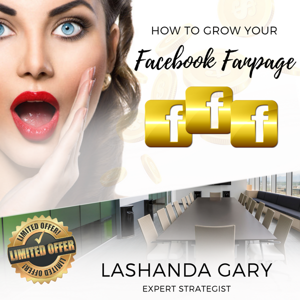 GROW YOUR FACEBOOK FAN PAGE - DreamBuildSuccess
