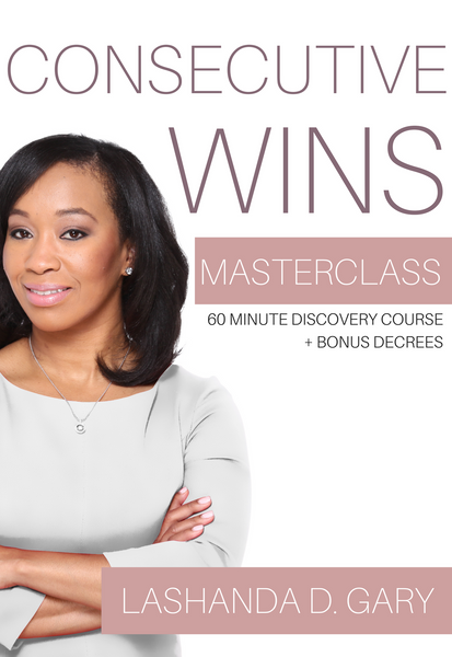 CONSECUTIVE WINS MASTERCLASS - DreamBuildSuccess