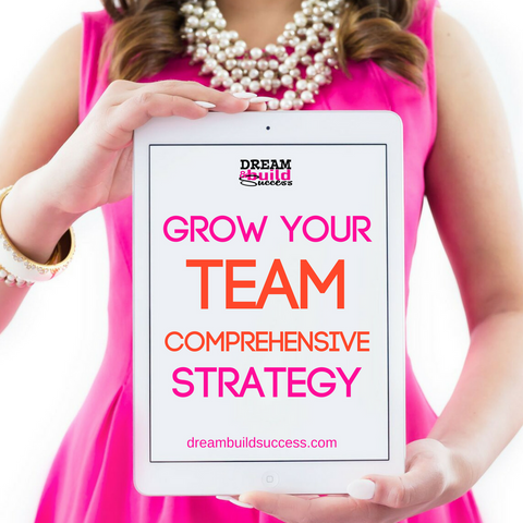 GROW YOUR TEAM - Strategy