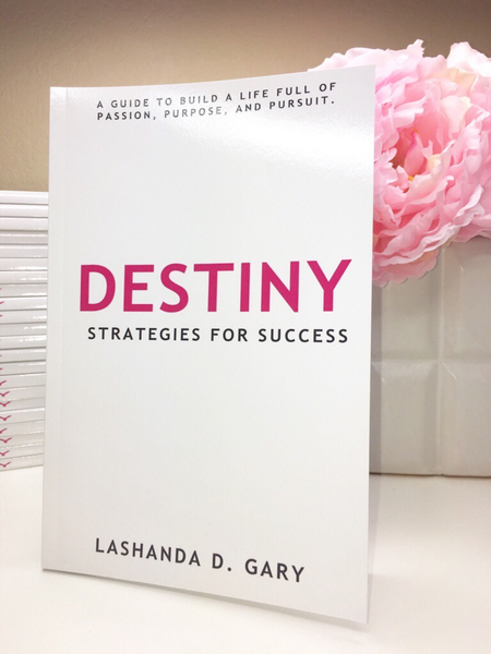 Destiny - Strategies For Success - DreamBuildSuccess