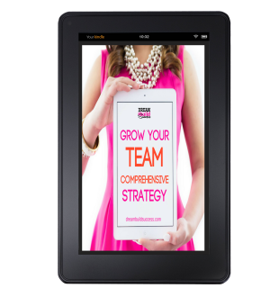 GROW YOUR TEAM - Strategy - DreamBuildSuccess