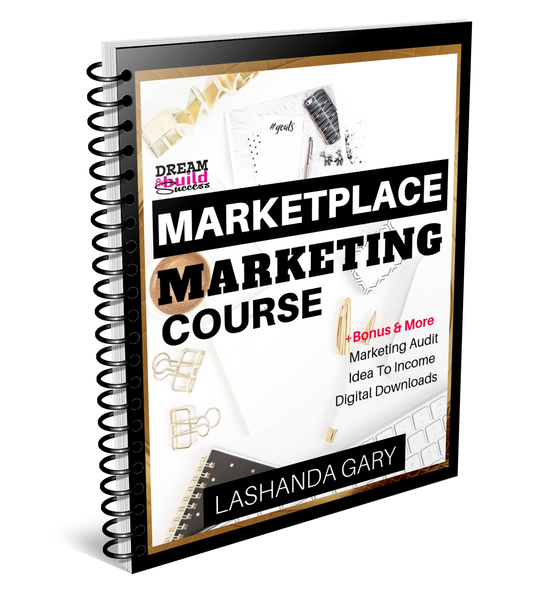 Marketplace Marketing Course - DreamBuildSuccess