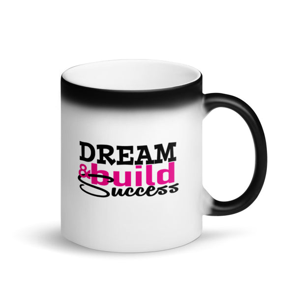 Mug - DreamBuildSuccess