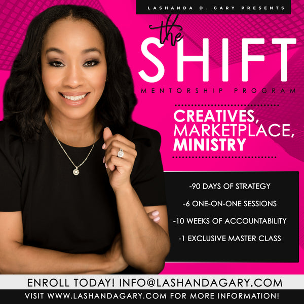 The SHIFT Mentorship Program - DreamBuildSuccess