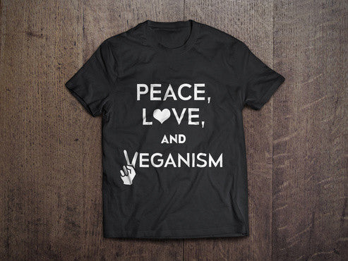 Peace, Love, And Veganism