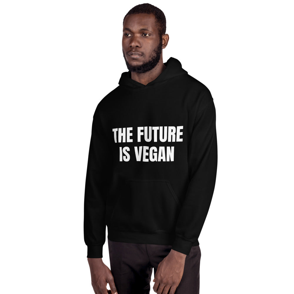 Unisex Limited Edition THE FUTURE IS VEGAN Hoodie