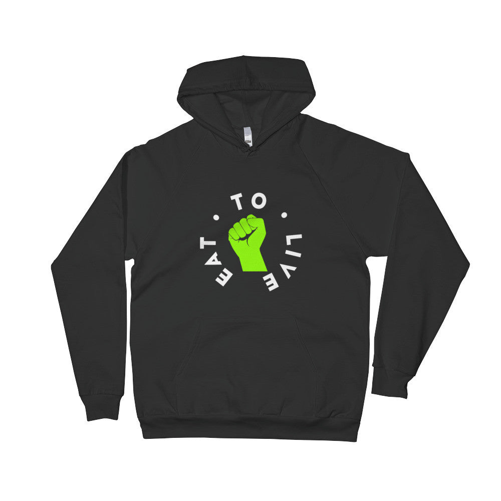 Limited Edition-Eat To Live Hoodie