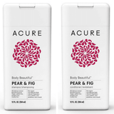 Acure Body Beautiful Shampoo Pear and Fig -  Big Bounce and Body Set