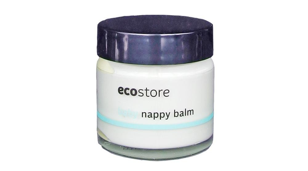 Ecostore Baby Nappy Balm Fragrance Free for Sensitive Baby Skin