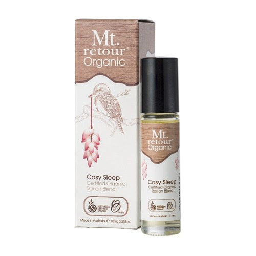 Mt Retour Cosy Sleep Roll On Blend (Certified Organic) 10ml