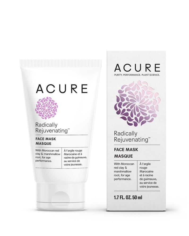 Acure Radically Rejuvenating Face Mask - Texture and Clarity All Skin Types