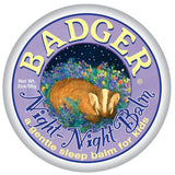 Badger Night Night Balm - The Sweet Dream Balm for Babies + Kids