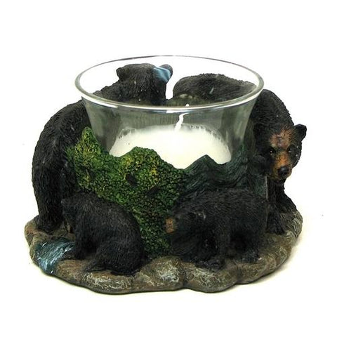 Bear Votive Holder