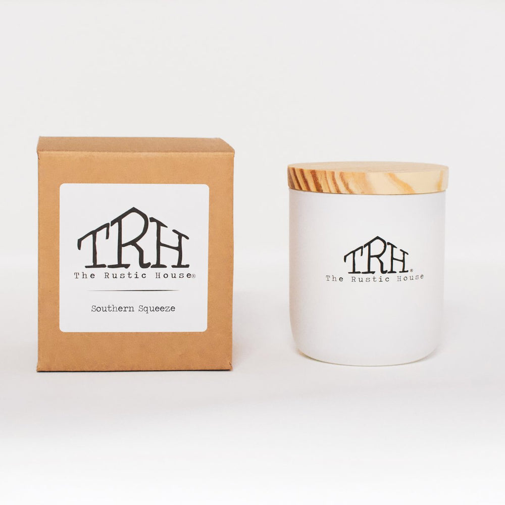 The Rustic House Candle
