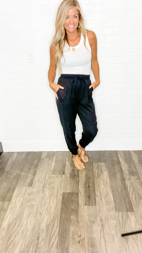 Running Free Cropped Joggers