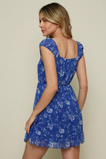 Tiger Heathered Knit Vintage Graphic Tee