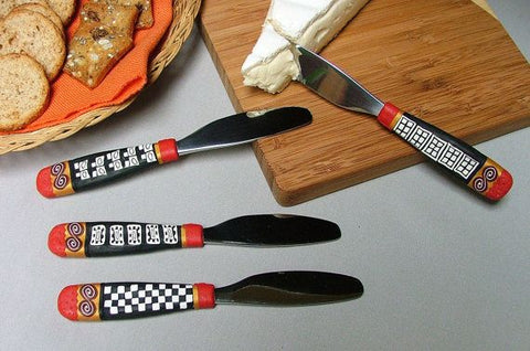 Appetizer Spreaders & Utensils