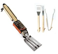 Barbecue Tool Set by Pro Chef