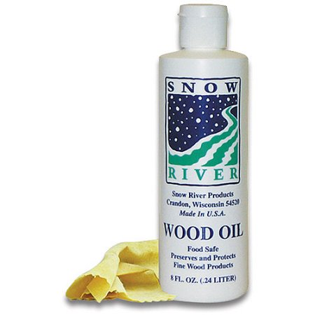 Snow River Wood Oil