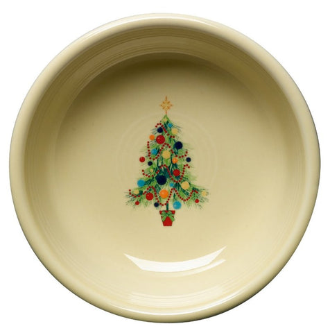 Fiesta Christmas Tree Small Bowl