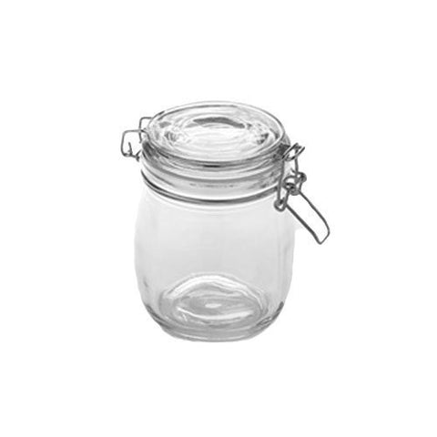 Glass Jar for Storage