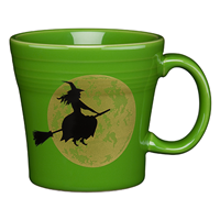 Fiesta Harvest Moon Witch Tapered Mug