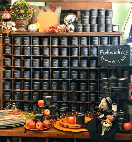 Pickwick & Co. Candles