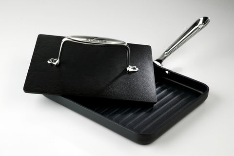 All-Clad 2-Piece Panini Pan