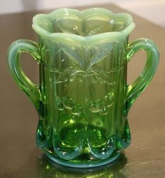 "Mosser Glass ""Spooner""For Utensils"