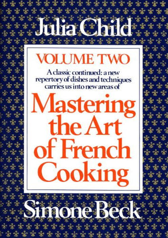 "Copy of ""Mastering the Art of French Cooking"" Volume 2"