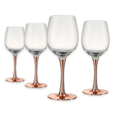Coppertino Wine Glasses