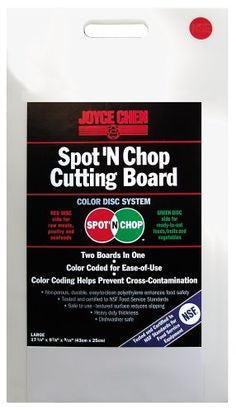 Joyce Chen Spot and Chop Board