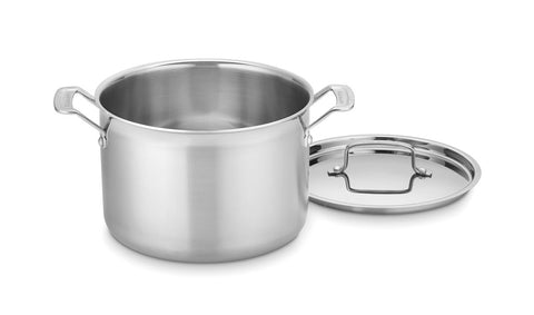 Cuisinart MultiClad Pro Stock Pot with Cover