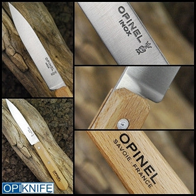 Opinel  No. 112 Stainless Paring Knives