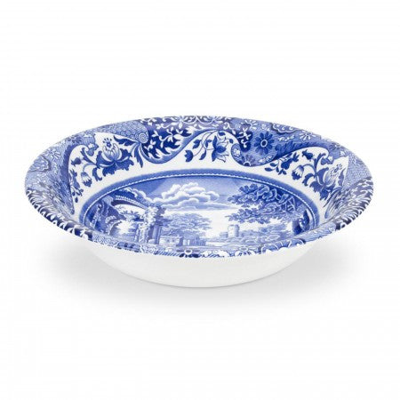 Spode Blue Italian Cereal Bowl