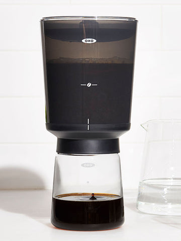 OXO BREW - Compact Cold Brew Coffee Maker