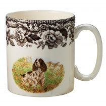 Spode Woodland English Springer Spaniel Mug